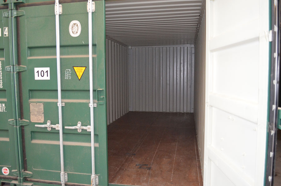 Extra Large self storage container St Ives